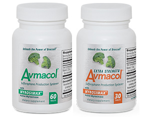 Avmacol® Extra Strength 30 Tablets (One-A-Day)
