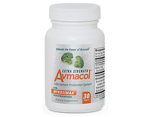 Avmacol ®Extra Strength 30 Tablets (One-A-Day)
